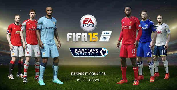EA Sports FIFA 15