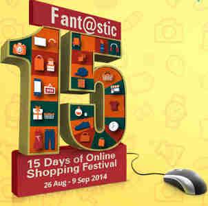 Online Shopping Festival