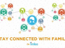 Unlike mainstream social networks, Imlee has the distinction of being a private network of people.