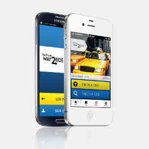 VeriFone Taxi & Media Services