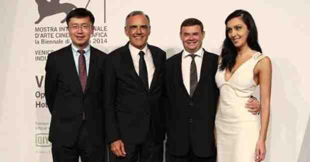 Chinese Online Video Platform for Venice Film Festival
