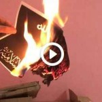 """Burn ISIS Flag Challenge – @BURNISIS – LEBANON حرق علم داعش"""