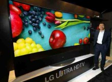 LG Electronics Expands Its Ultra HD TV Lineup