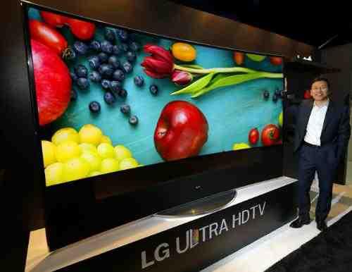 LG Electronics Expands Its Ultra HD TV Lineup