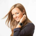 See Nicole Lapin's Financial Smartwatch – A Wearable Device