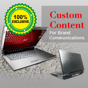 Custom Content Services