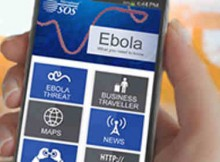 SOS: Free Ebola Mobile App for Travellers