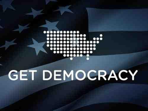 Get Democracy App