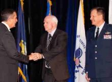 Intel and Senator John McCain Honor the Veterans