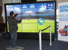 Pepsi Pre-Flight Drills Augmented Reality Game at DFW Airport