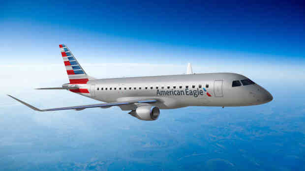 American Airlines to Add Internet Access to Regional Jets