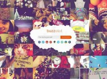 Buzzalot Social Media Search Engine
