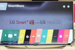 LG to Unveil New webOS 2.0 Smart TV Platform