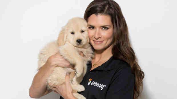 Buddy joins Danica Patrick on GoDaddy team