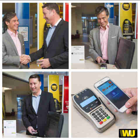 Western Union Offers Apple Pay as New Pay-In Option