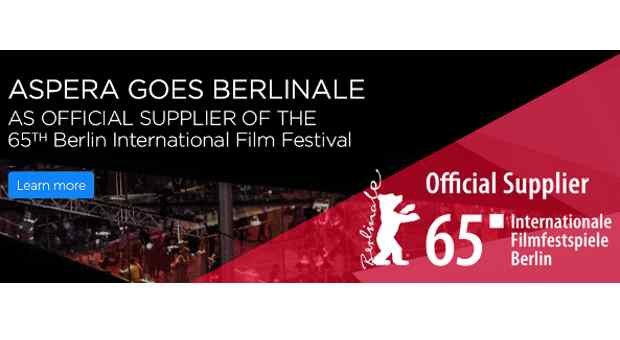 Berlin Film Festival Selects Aspera for Digital Film Delivery