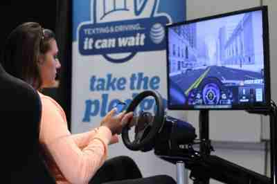 AT&T Simulator to End Texting While Driving