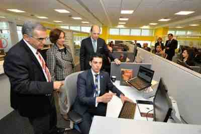 IBM Opens Digital Sales Center in Cairo