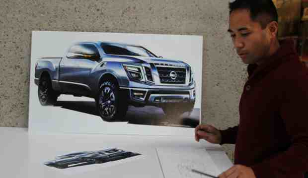 Nissan Titan Truckumentary Chapter 3 – Sketch Pad