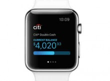 Citi to Launch Banking App for Apple Watch
