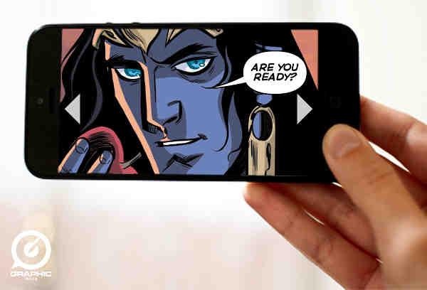 Graphic India Raises $2.8 Million to Launch Mobile Superheroes