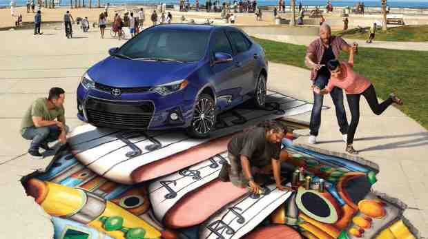 Toyota-Revolt to Use Twitter-Generated Art