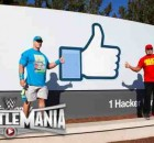 WWE and Facebook Launch WrestleMania Experience