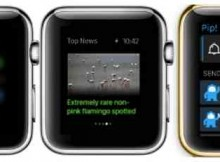 AOL Debuts Three Apps for Apple Watch
