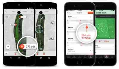 Game Golf Tracking App