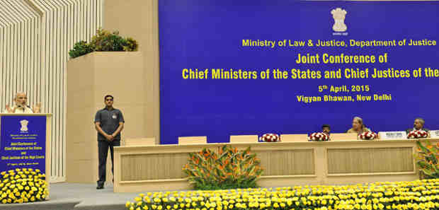 Joint Conference of Chief Ministers of States and Chief Justices of High Courts