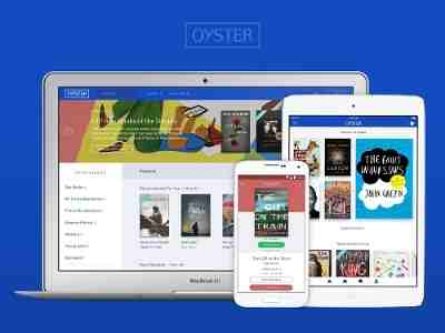 Oyster Ebook Store