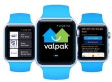 Valpak Coupon App for New Apple Watch