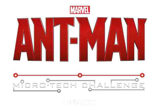 Marvel's Ant-Man Micro-Tech Challenge