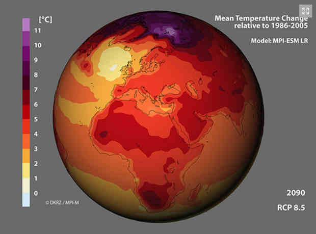 Germans Use IBM Big Data to Manage Climate Data