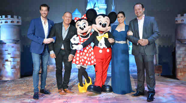 Filipinos to Enjoy Disney Fun on Their Mobiles