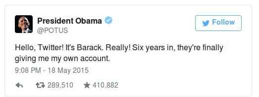 President Obama to Engage with People Using Twitter