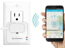 Amcrest Smart Plug to Boost Wi-Fi Signals