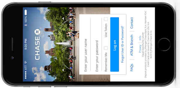 Chase Introduces Touch ID for Mobile Banking