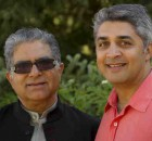 Deepak Chopra and Poonacha Machaiah