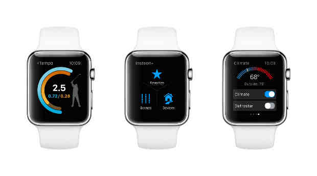 Apple Previews New Apple Watch Software