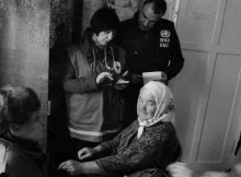 Tablet-Based Mobile Health Care for Ukraine
