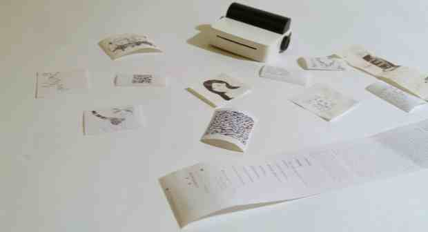 Portable Printer for Smartphone