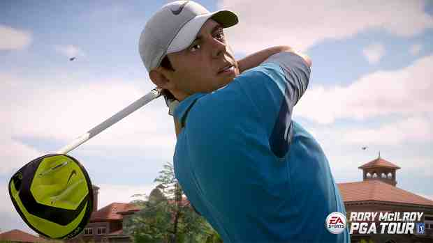 Electronic Arts Launched EA Sports Rory McIlroy PGA TOUR