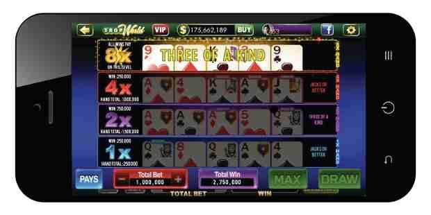 "Social Casino App ""TropWorld Casino"""