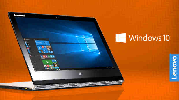 Lenovo Gets Ready to Launch Windows 10 Devices