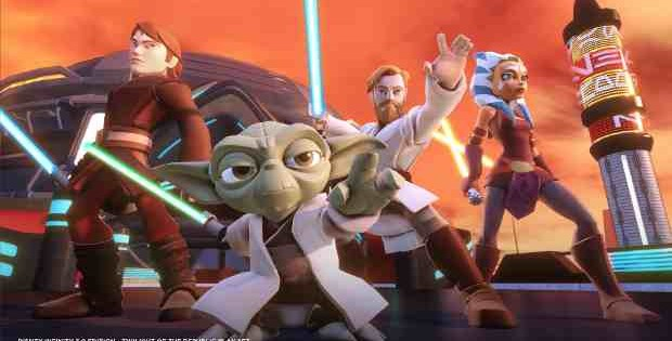Disney Infinity 3.0 Interactive Gaming Platform Launched