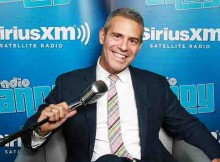 Andy Cohen to Launch Radio Andy on SiriusXM