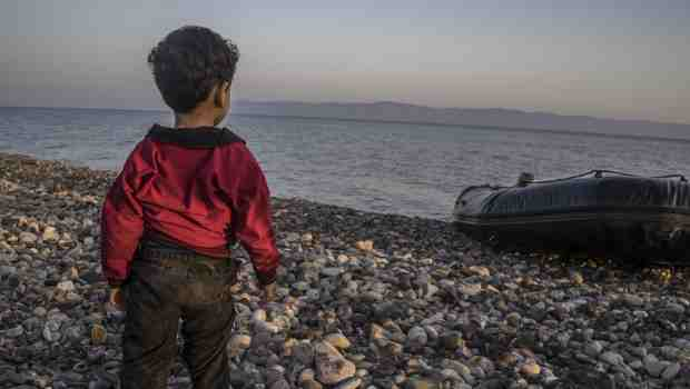 Google Campaign to Support Assistance for Child Refugees