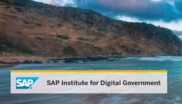 SAP Institute for Digital Government Opens in Australia