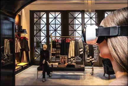 Tommy Hilfiger's Virtual Reality Store